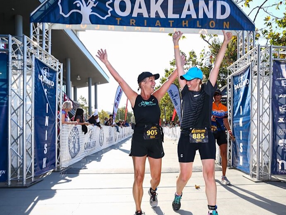 Photo: Courtesy of Oakland Triathlon