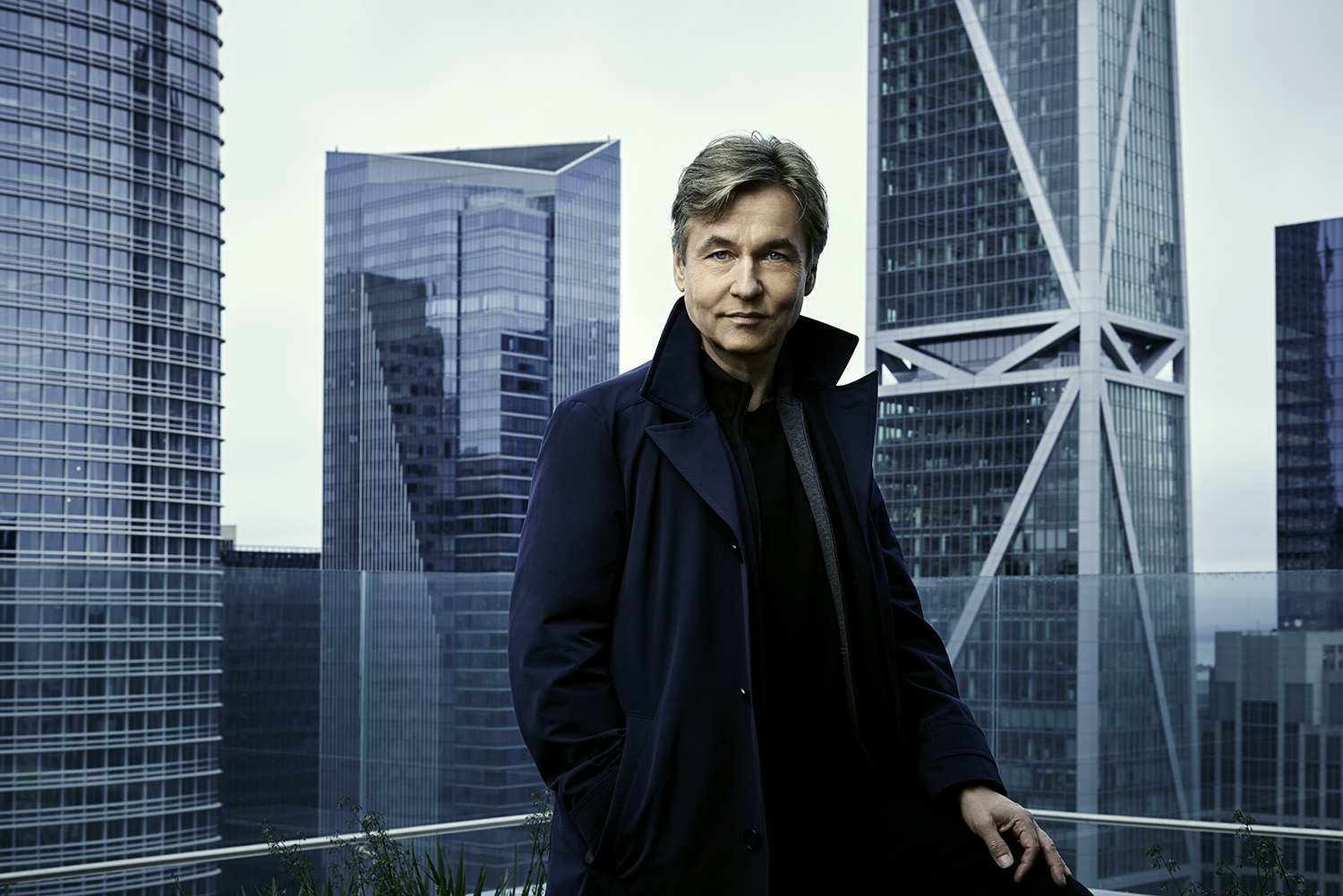 The SF Symphonys incoming music director, Esa-Pekka Salonen. | Photo: Andrew Eccles/SF Symphony