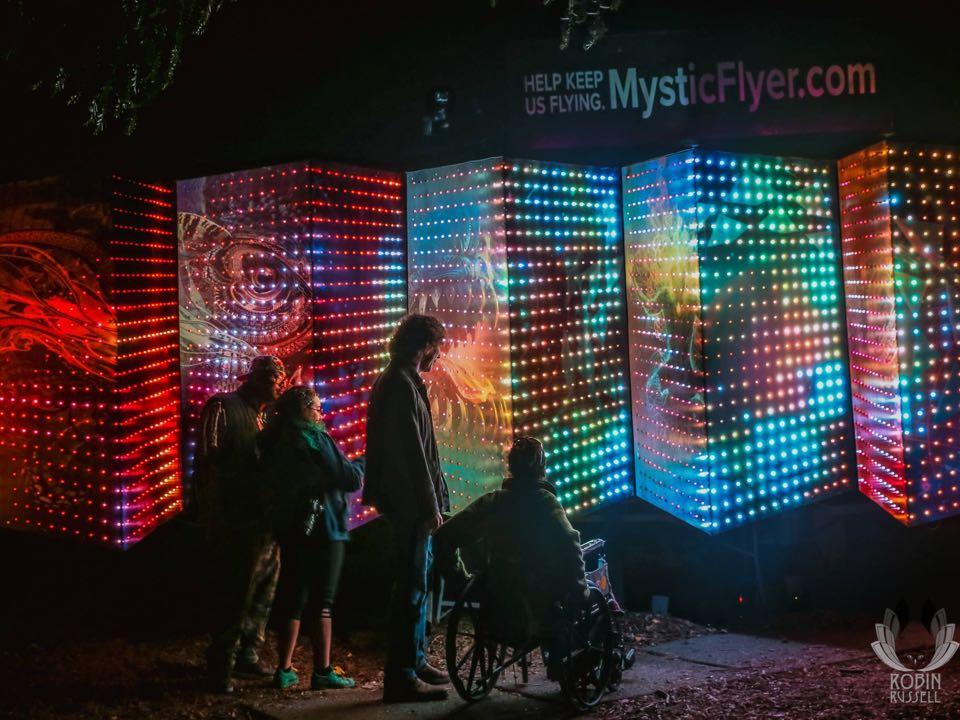Photo: Robin Russell/Autumn Lights Festival