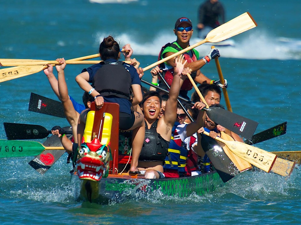 Photo: Northern California International Dragon Boat Festival/Facebook