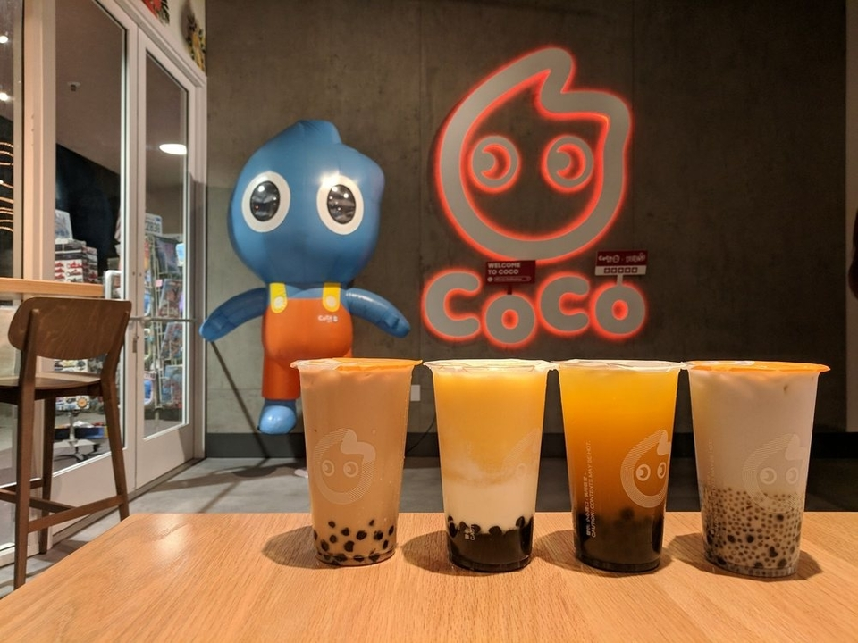 CoCo Fresh Tea and Juice. | Photo: Stephanie Z./Yelp