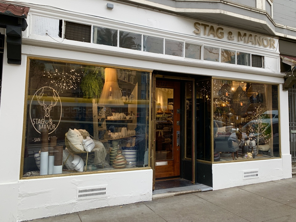 Stag and Manor is now open at 2327 Market St. | Photo: Steven Bracco/Hoodline