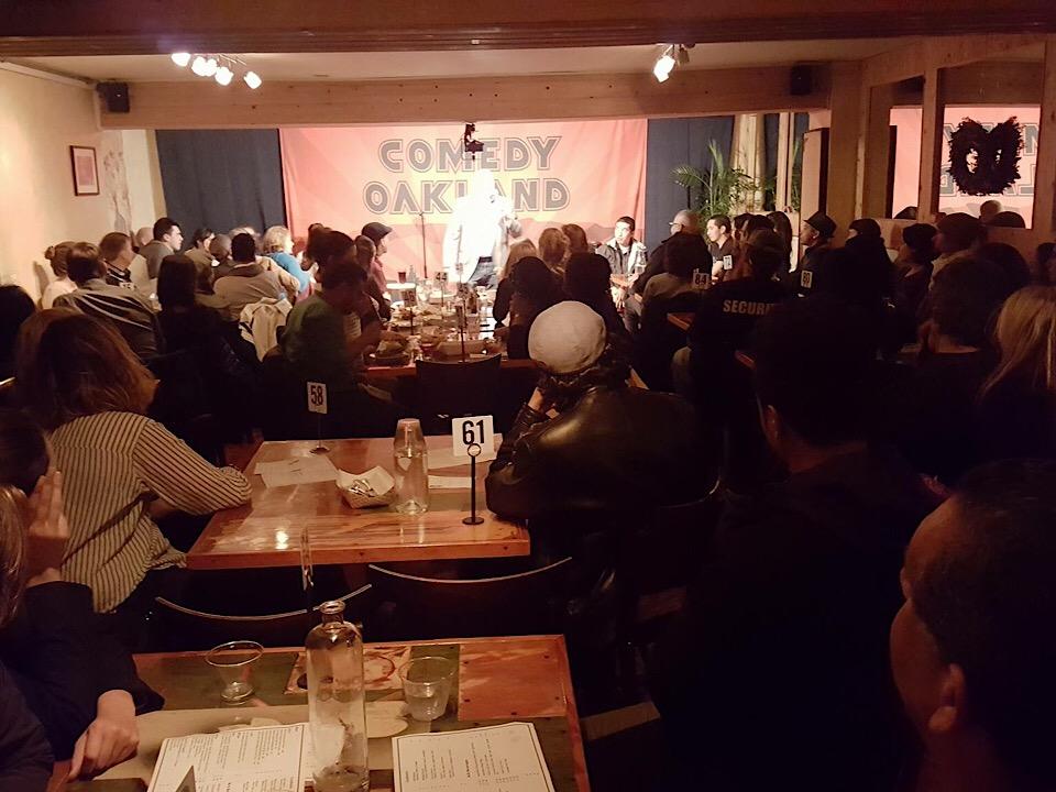 Photo: Comedy Oakland/Facebook