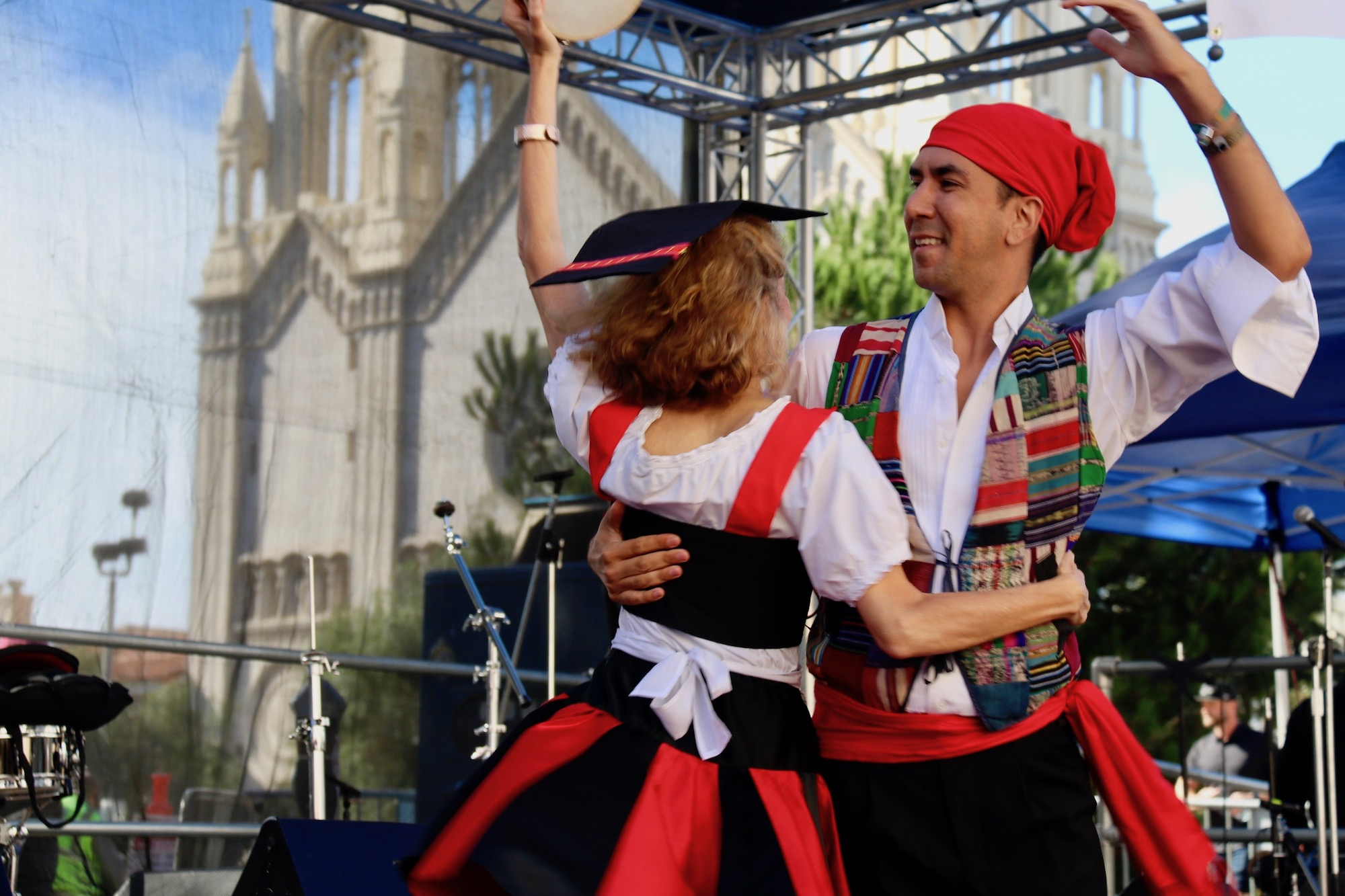 Ricco Italian Dancers. | Photos: Beth Thomas/Hoodline