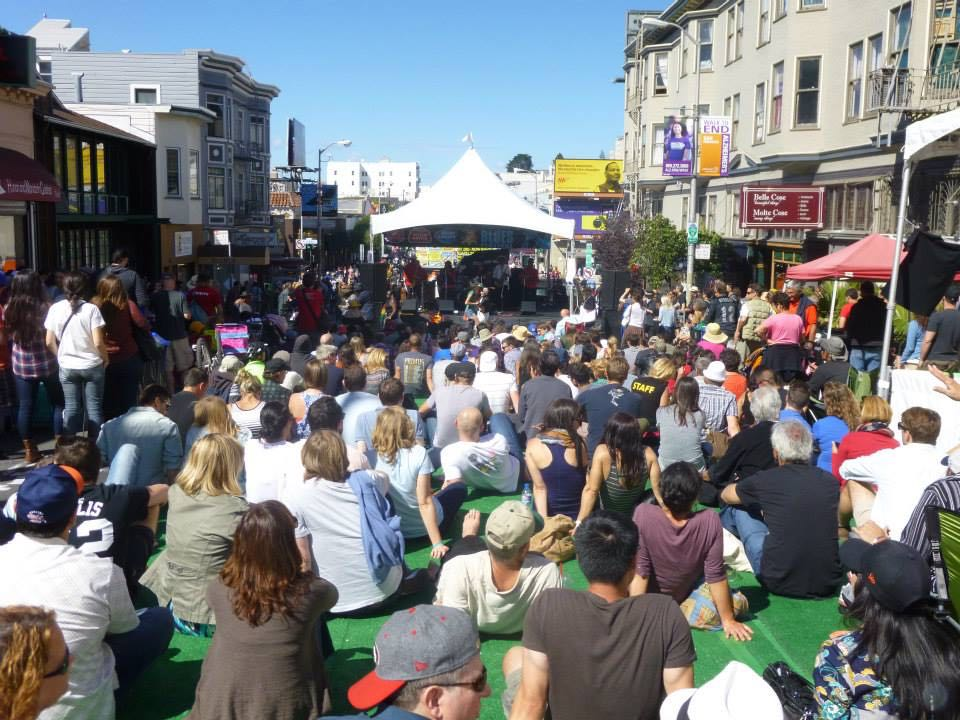 Photo: Polk Street Blues Festival/Facebook