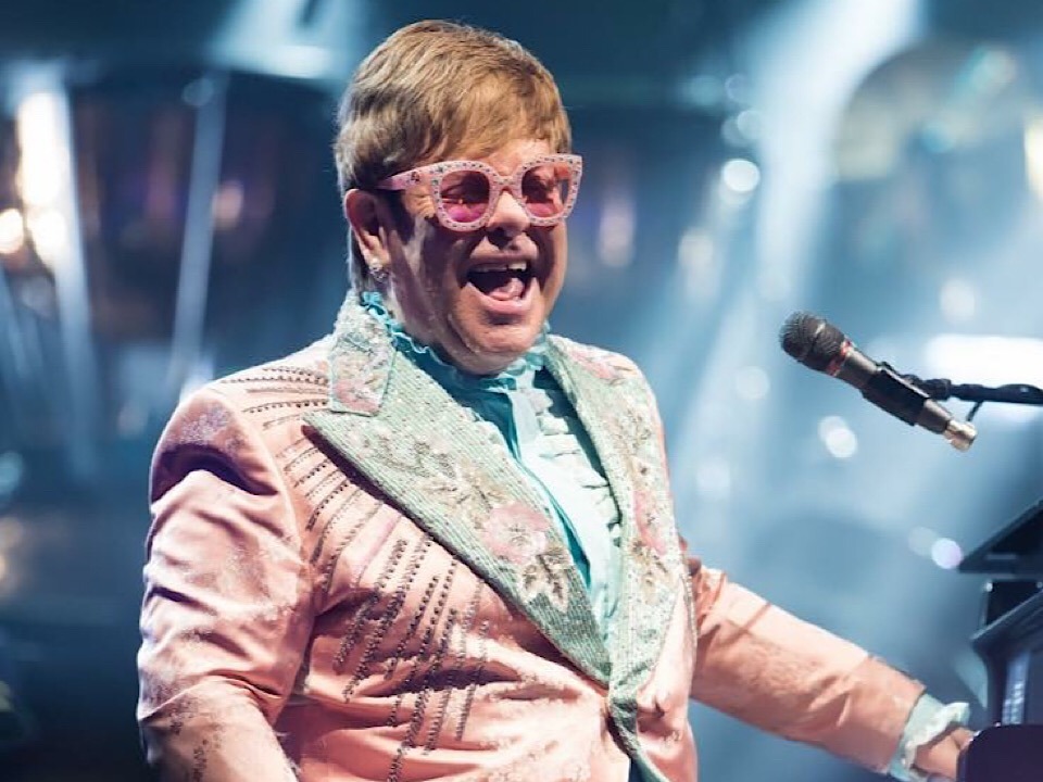 Photo: Elton John/Facebook