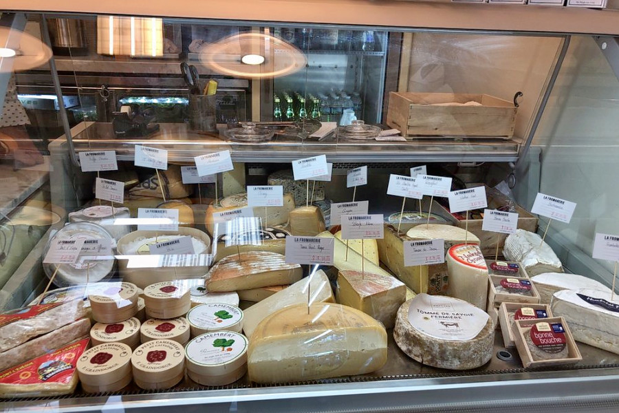 La Fromagerie Cheese Shop. | Photo: Amanda C./Yelp