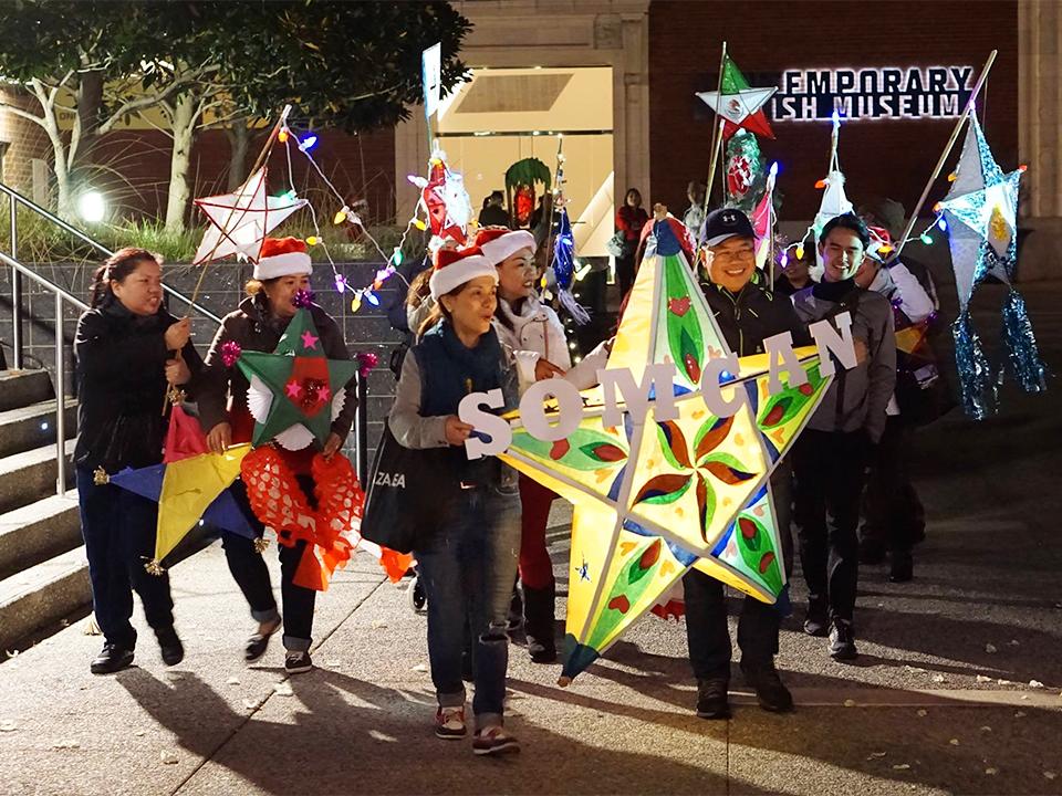 Photo: Parol Lantern Festival and Parade / Facebook
