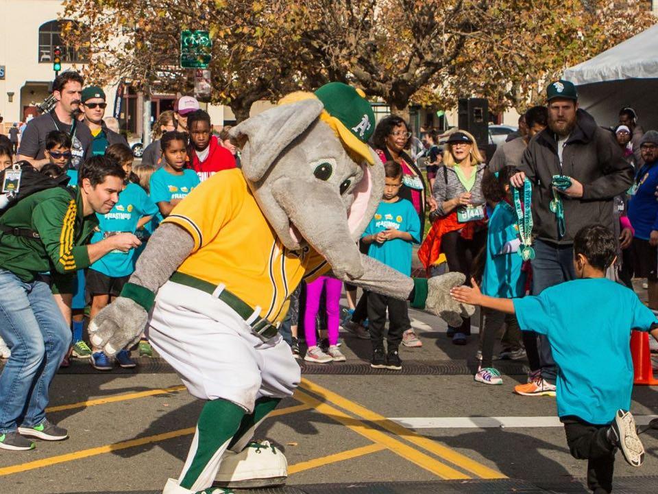 Photo: Oaktown Half Marathon/Facebook