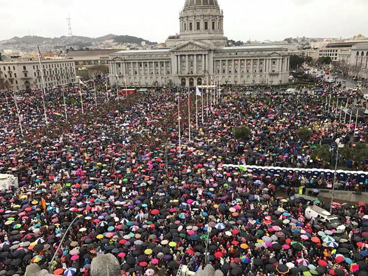 Photo: Womens March San Francisco/Facebook