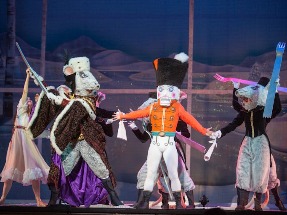 Photo: Graham Lustigs The Nutcracker/John Hefti