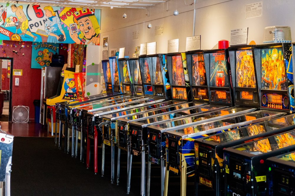 Pacific Pinball Museum. | Photo: Daniel H./Yelp