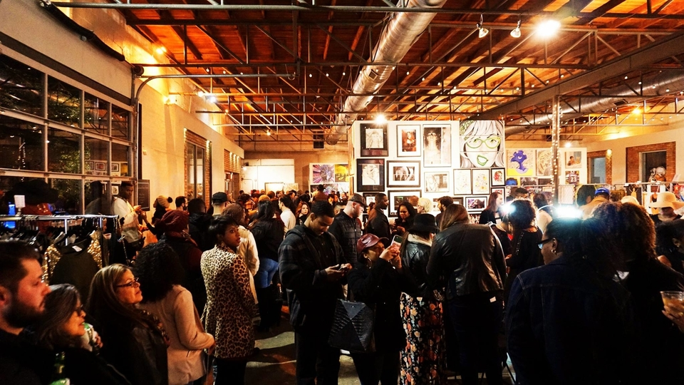 Photo: Chocolate And Art Show San Francisco/Facebook