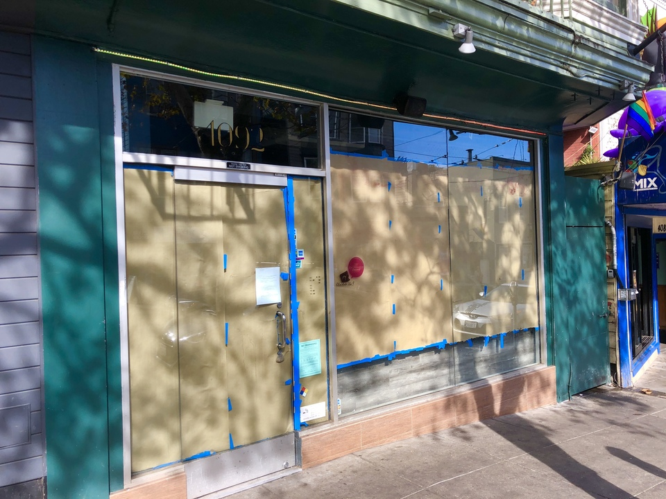 Quickie Burgers and Shakes will open at 4092 18th St. | Photo: Steven Bracco/Hoodline
