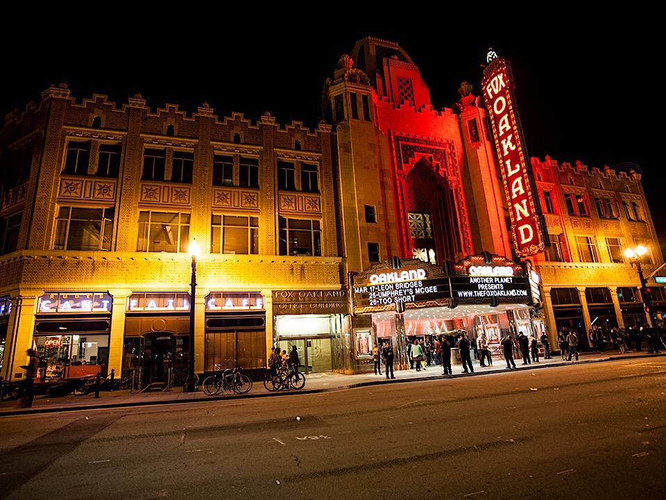 Photo: Fox Theater