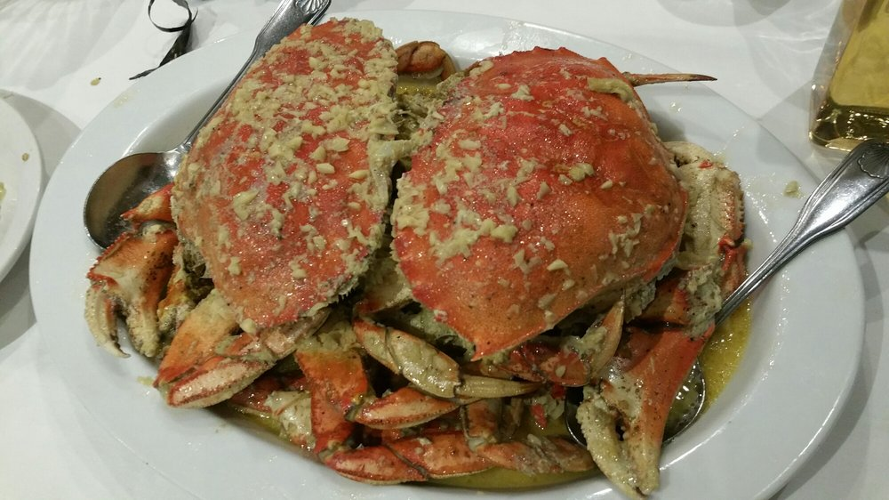 Crab at PPQ. | Photo: Naomi N./Yelp