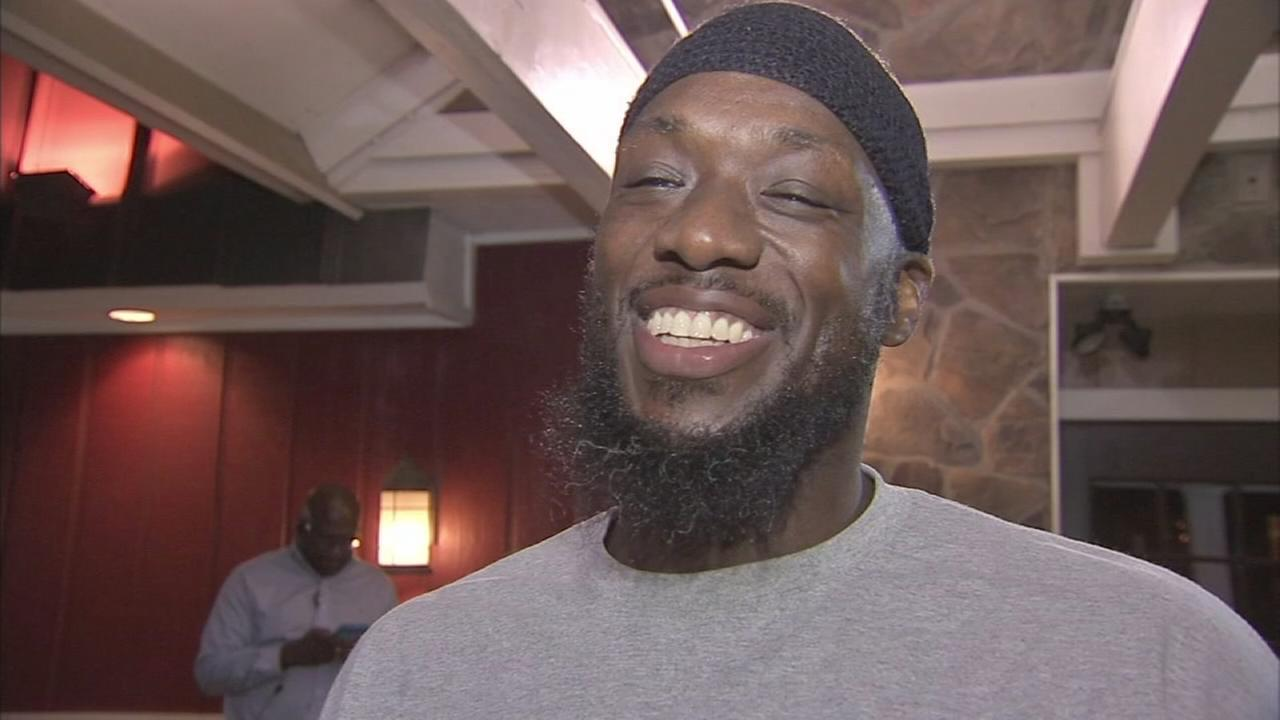 Phila. man exonerated after 24 years in prison: I feel wonderful