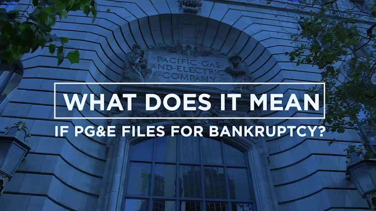PG&E is likely heading towards bankruptcy, heres what it could mean to you, workers, and shareholders.