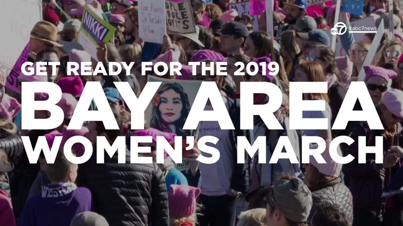 Bay Area Womens March