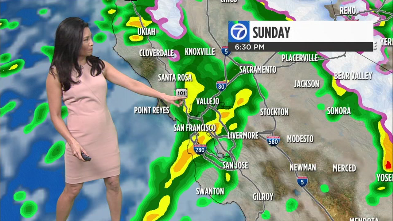 Meteorologist Frances Dinglasan has your local AccuWeather forecast.