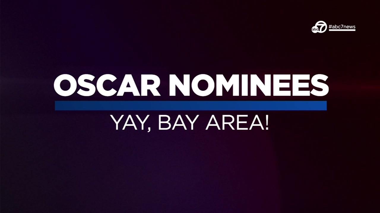 Oscar Nominees Bay Area