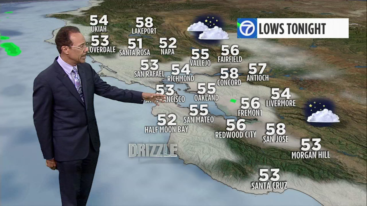 Weather Anchor Spencer Christian has your local AccuWeather forecast for Tuesday evening.