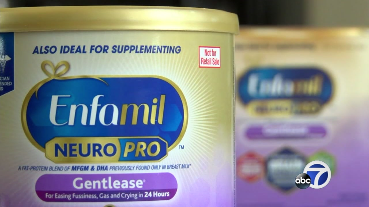 CVS puts Enfamil back in stores after investigation