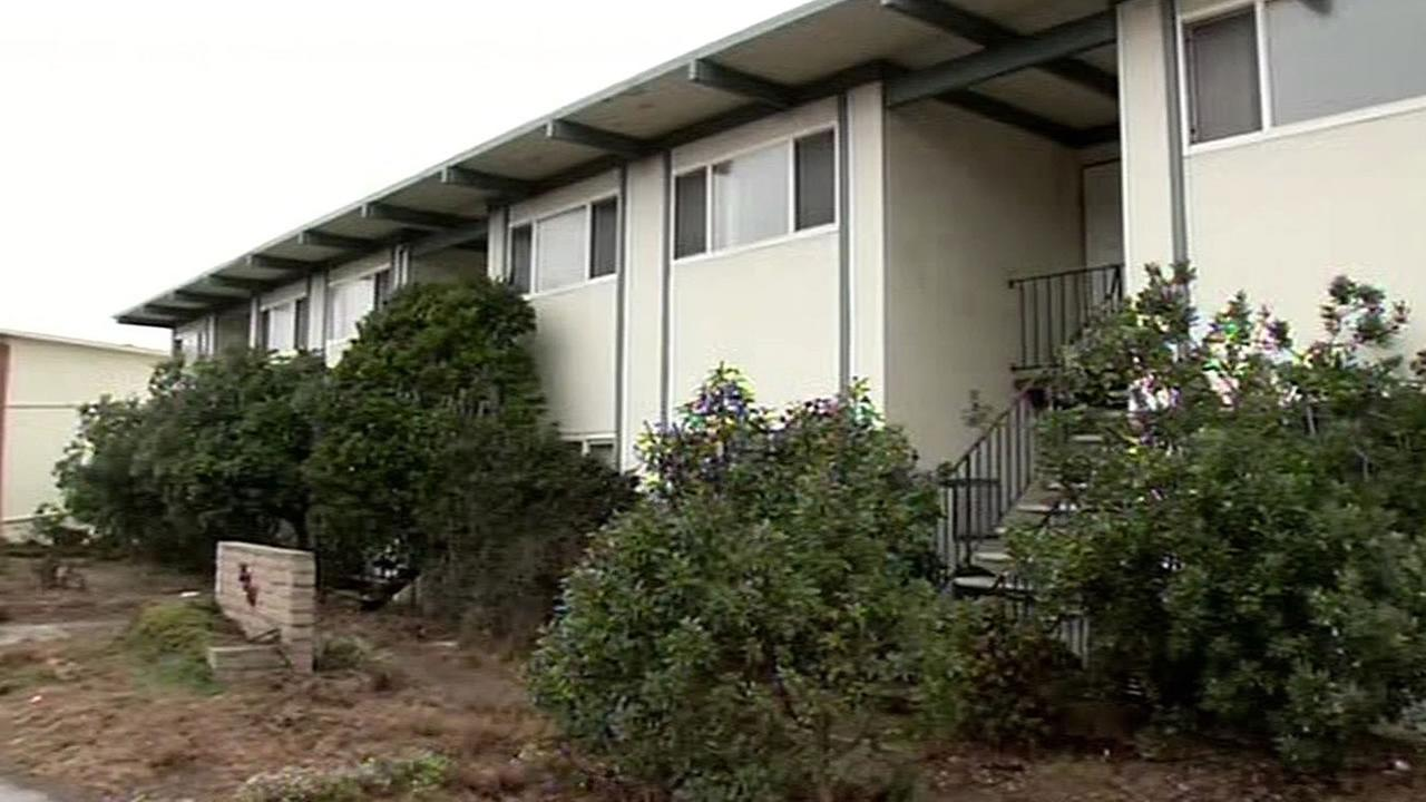 Esplanade Avenue apartments vacated