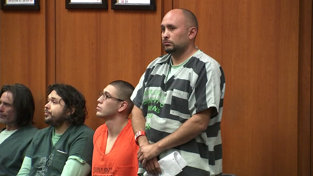 The Madera man accused of assaulting a man and leaving him in critical condition after a 49ers game at Levis Stadium on Sunday was in court Thursday.