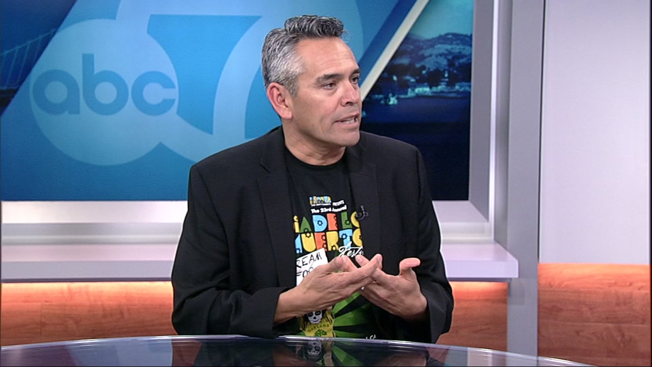 Chris Iglesias speaks to ABC7 News on Monday, Oct. 15, 2018.