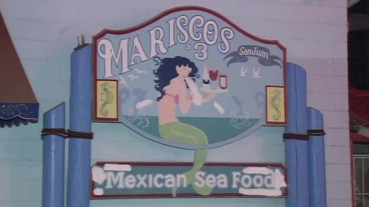 Mariscos San Juan on North 4th Street in San Jose, California