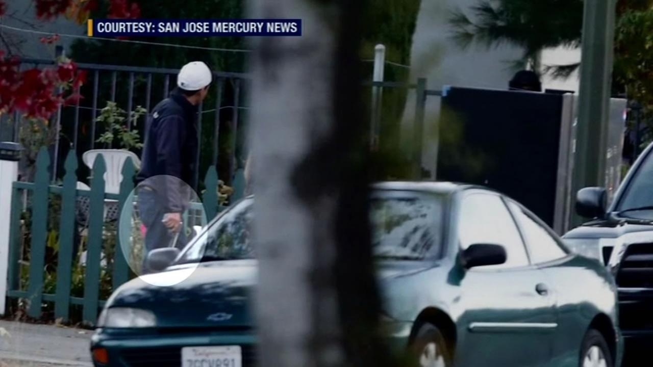 gunman in San Jose standoff