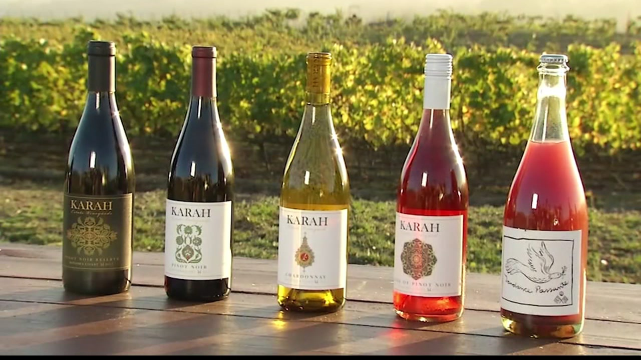 Bay Area LIFE: Karah Estate Vineyard