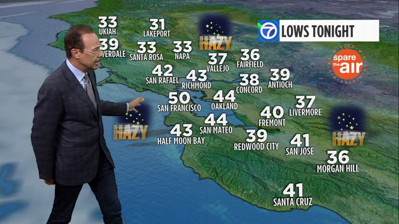 Weather Anchor Spencer Christian has your local AccuWeather forecast for Friday evening.