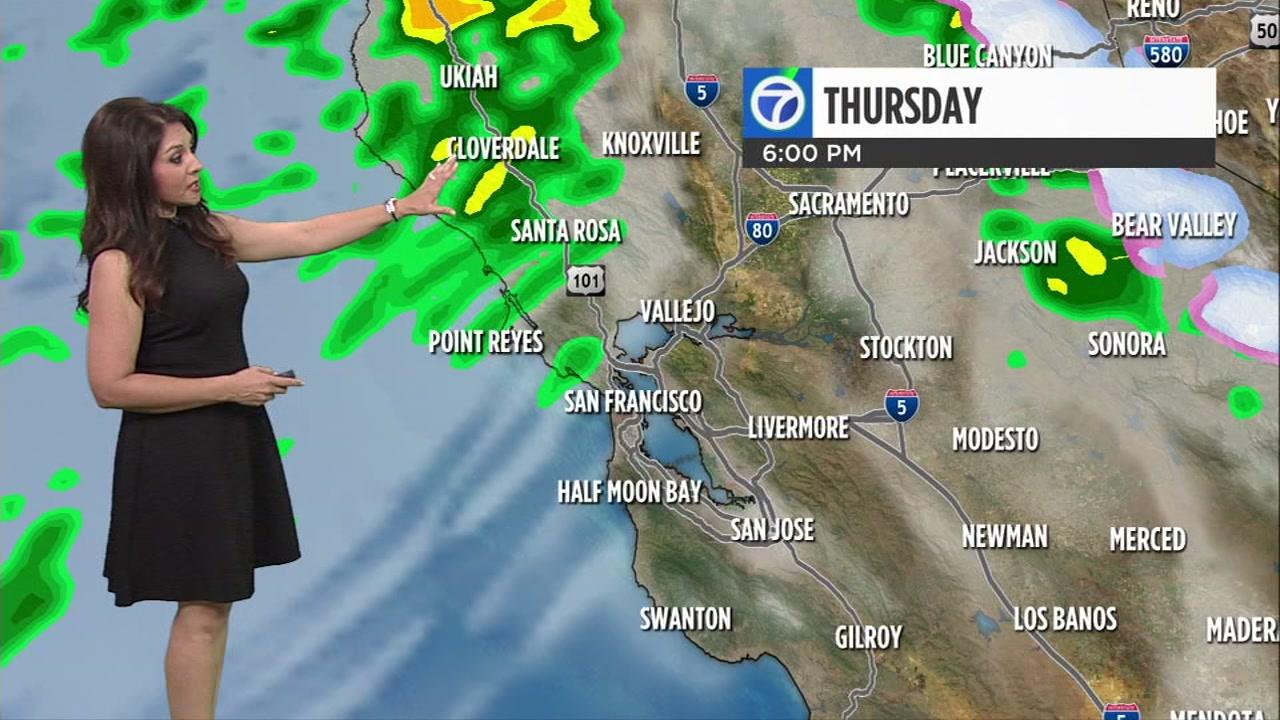Meteorologist Sandhya Patel has your local AccuWeather forecast.