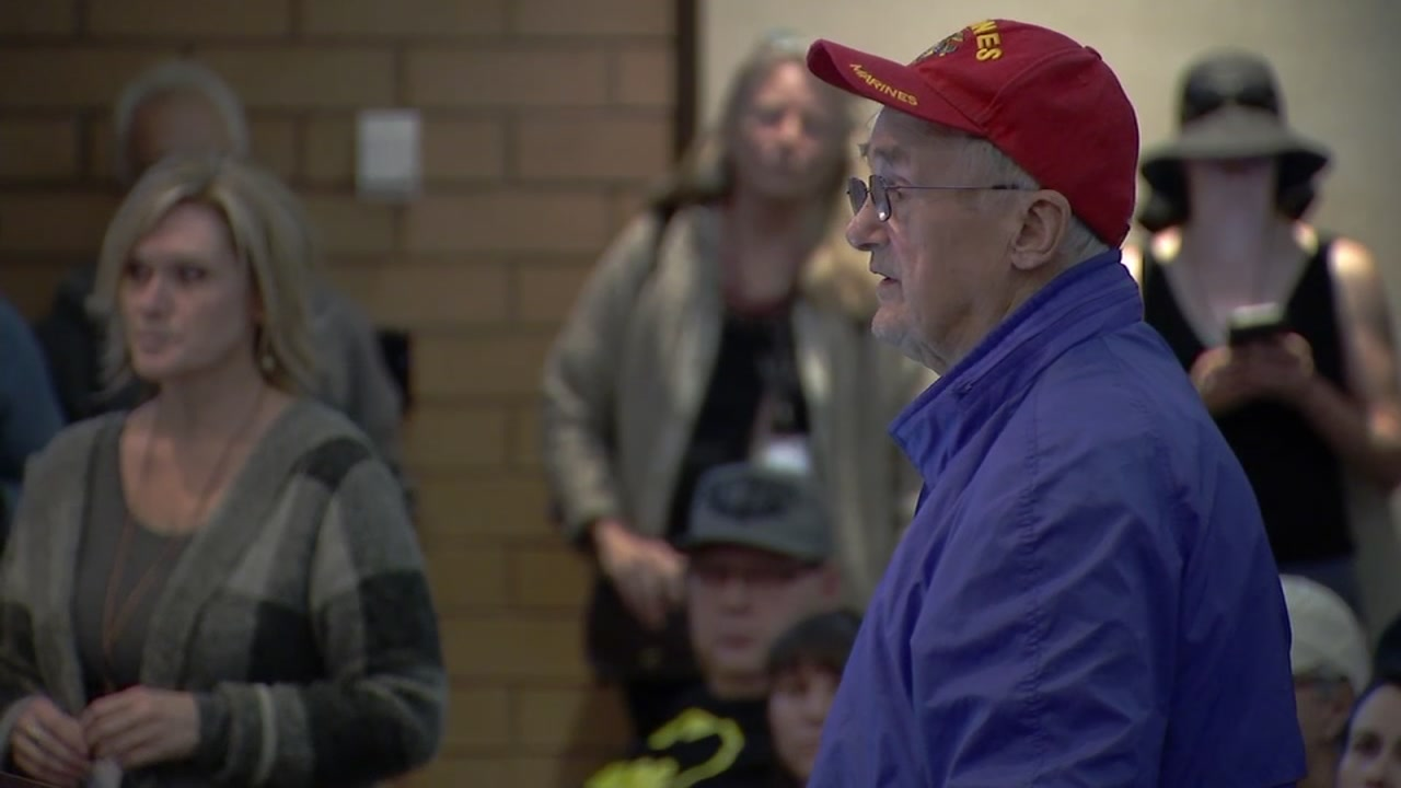 Frustration is mounting among some Paradise residents.