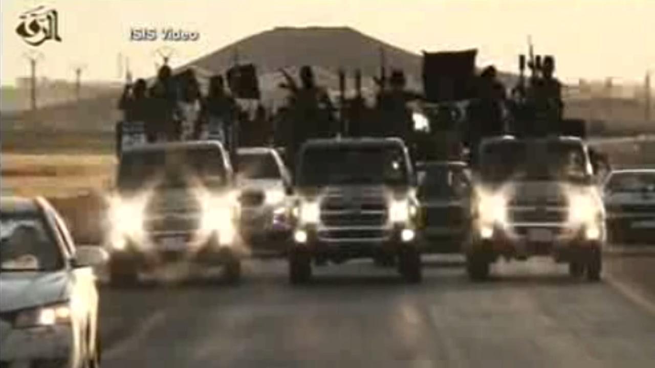 ISIS recruitment video.