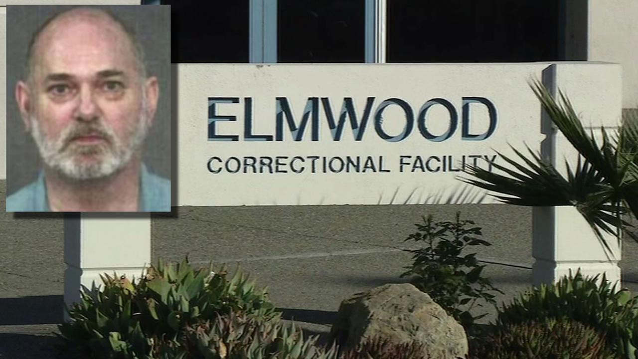 Paul Eddy Pierce and Elmwood jail sign