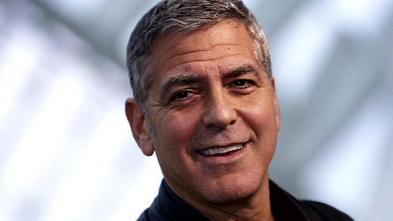 George Clooney is seen in this undated image.