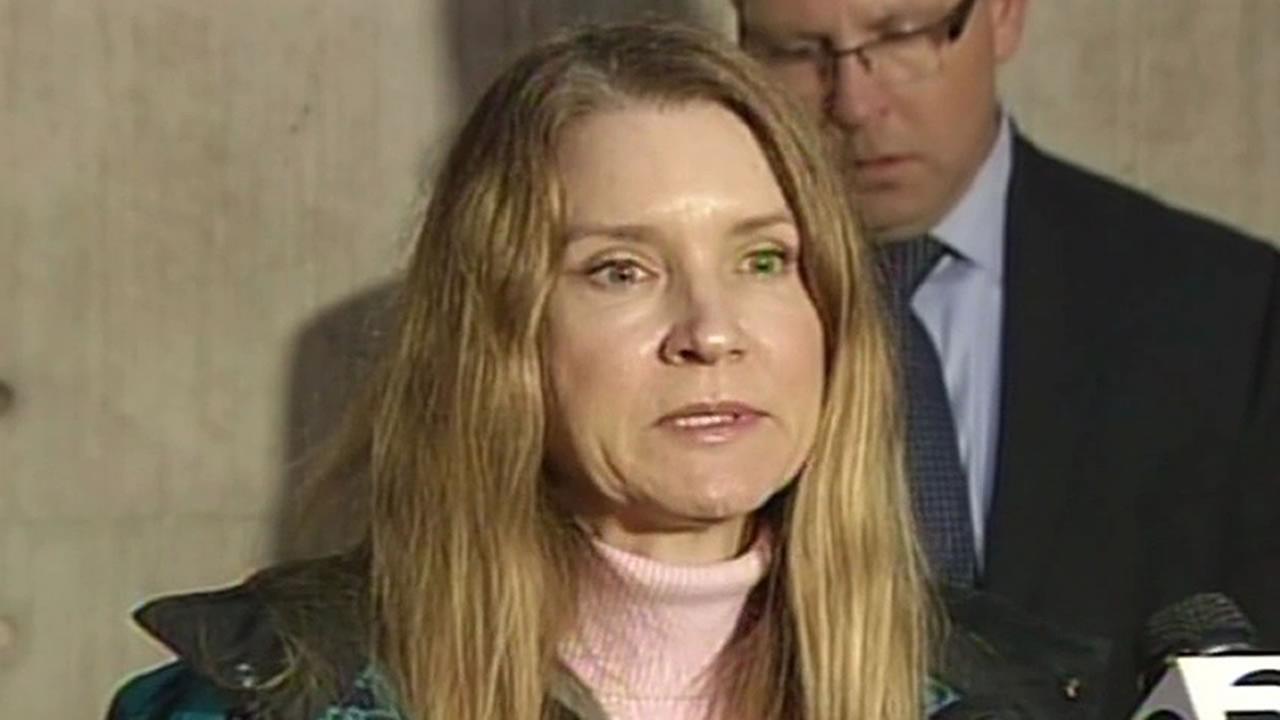 Kelly Sparry, Kyle Myricks mother