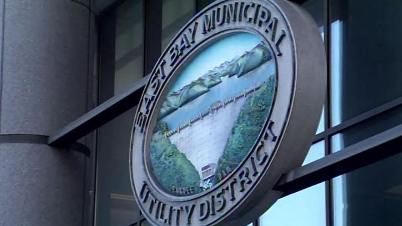 East Bay Municipal Utility District sign