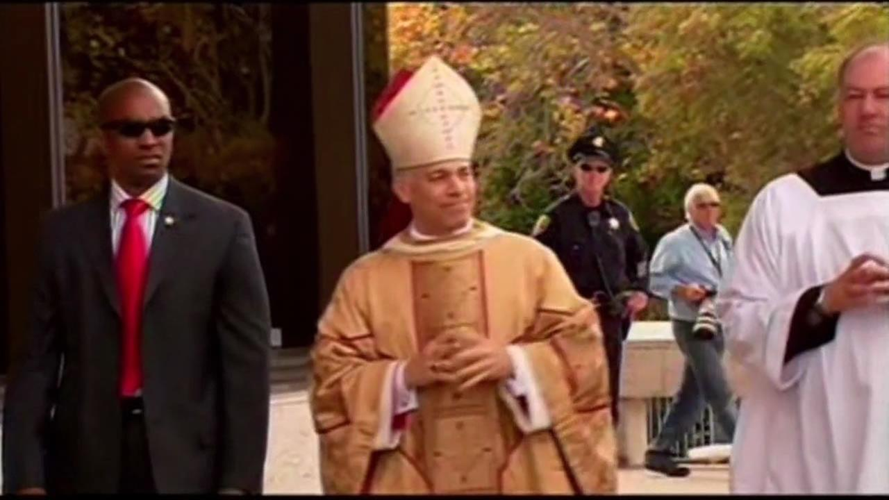 San Franciscos Archbishop Salvatore Cordileone plans to attend a controversial pro-marriage march in Washington DC on Thursday.