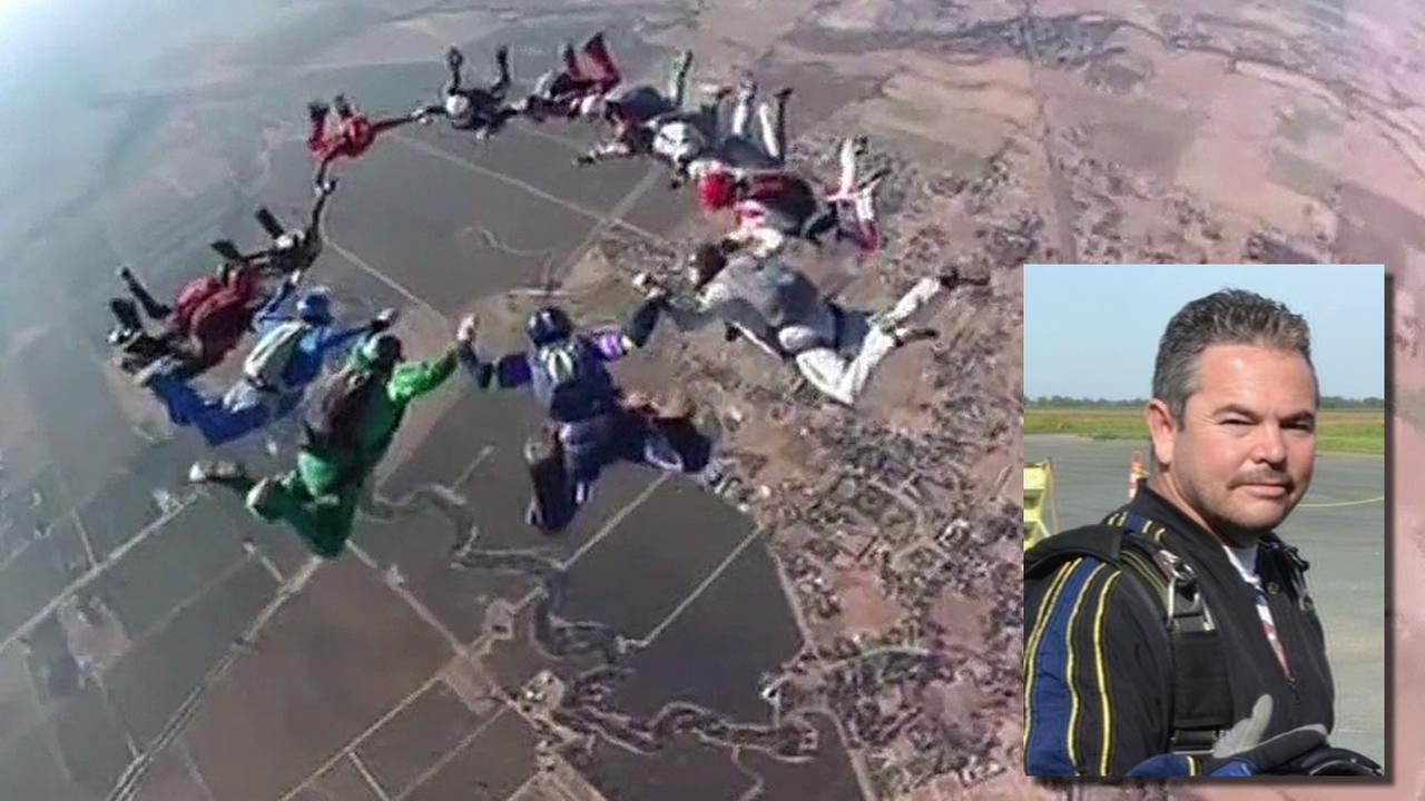 Red Dog Skydiving Club and Ramiro Sainz