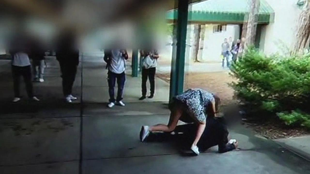 Girl Who Took Down Boy In High School Fight Video Shared -6016