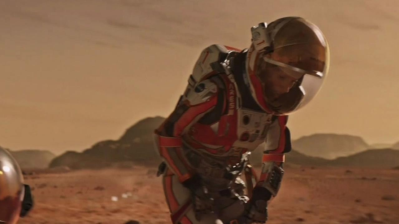 20th Century Fox movie The Martian