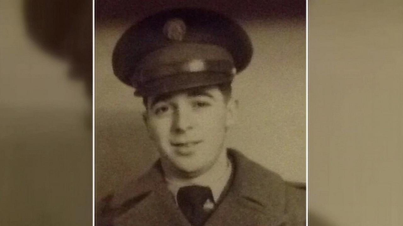 A photo of Army Cpl. Robert Perry Graham is seen in this undated image.