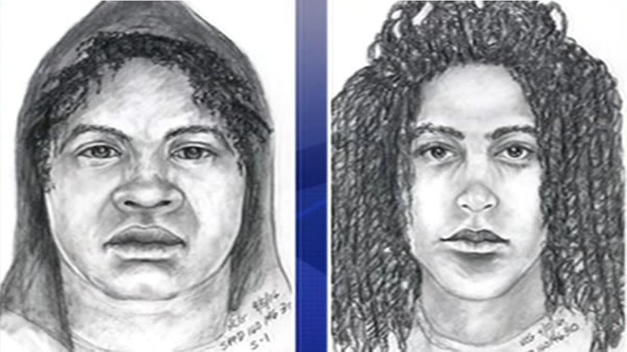 San Francisco police released sketches of suspects accused of brutally attacking and killing a San Francisco tourist name Paul Tam who was visiting from Britain in February.