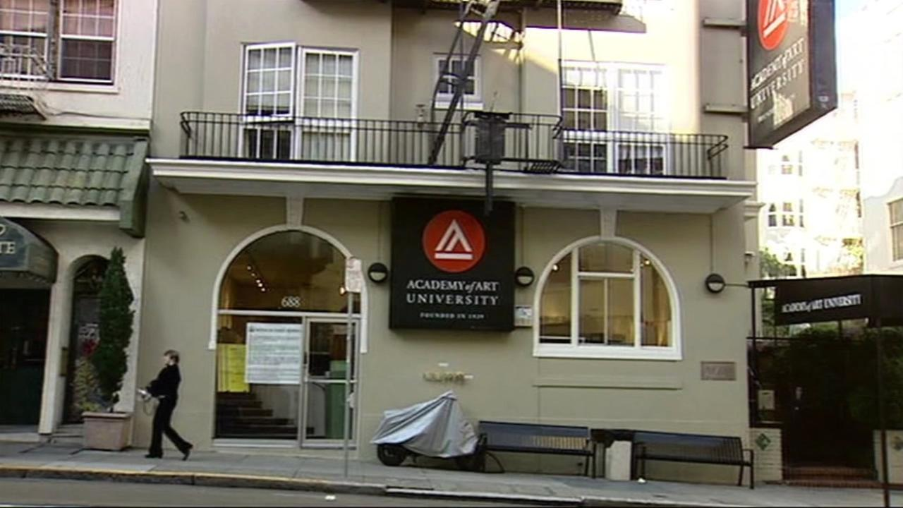 San Francisco Suing Academy Of Art University For Alleged Permit Violations  | Abc7news.com