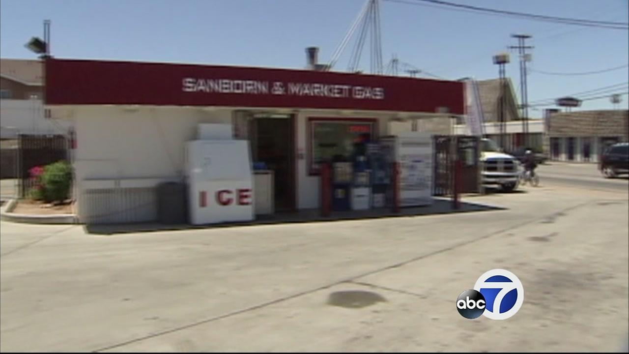 Authorities shut down Salinas gas station Airbnb