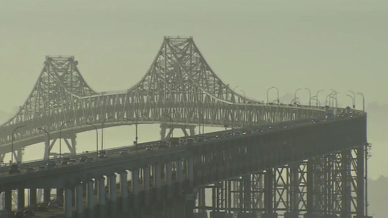 The Richmond-San Rafael Bridge